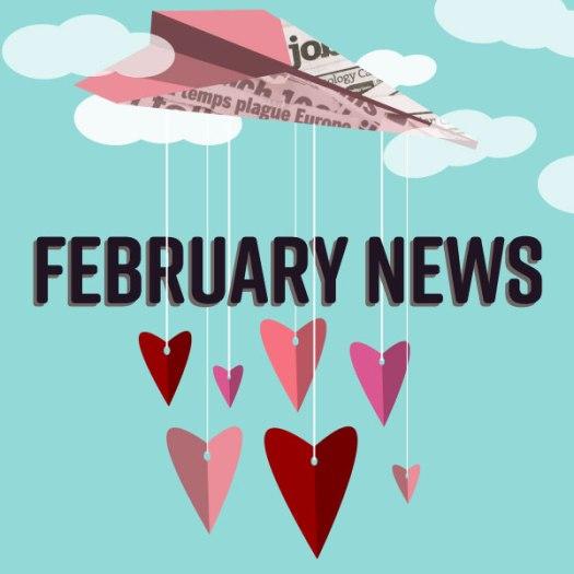 February News Header Image