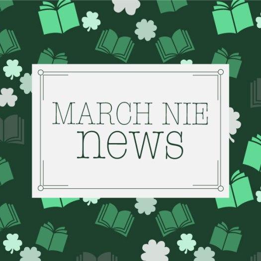 March NIE Newsletter Header